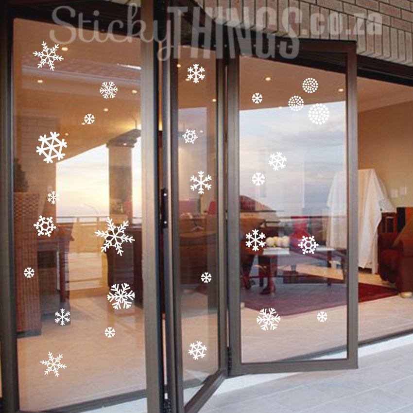 Sliding Door Stickers