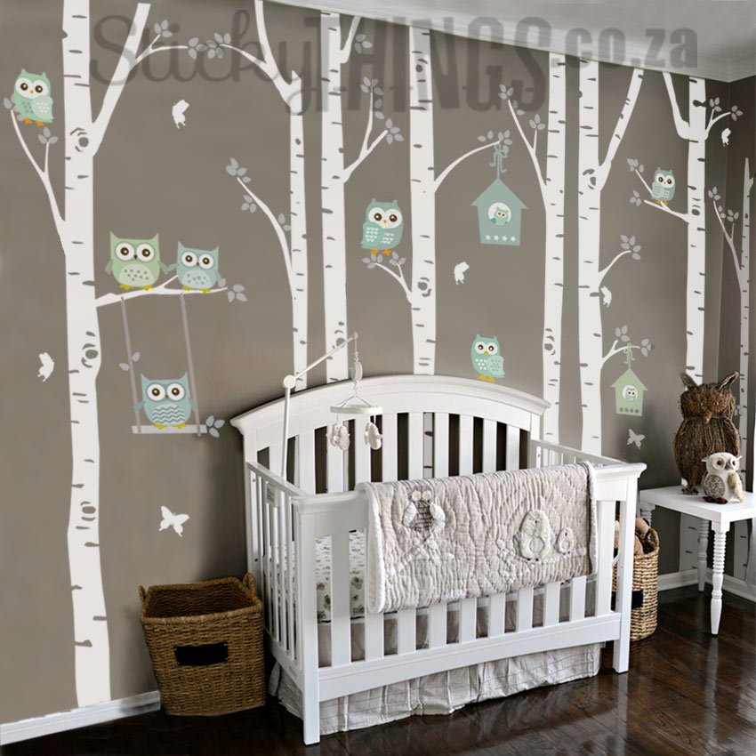 Owl Designs For Baby Room